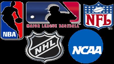 nfl-nba-nhl-ncaa-logos