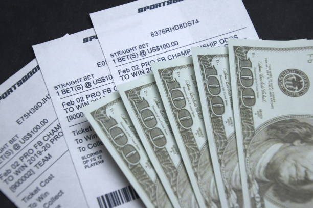 The business of betting on sports