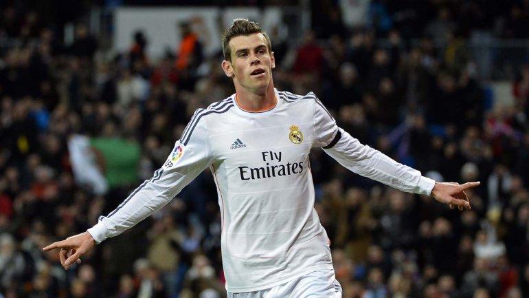 Gareth Bale será titular el sábado.