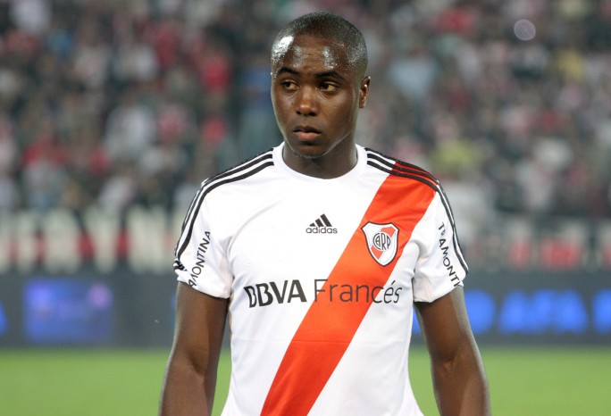 Balanta, defensor de River