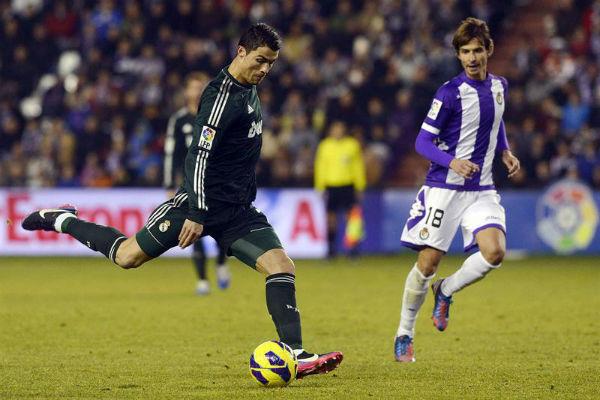 Zcode apuestas deportivas partido Valladolid - Real Madrid