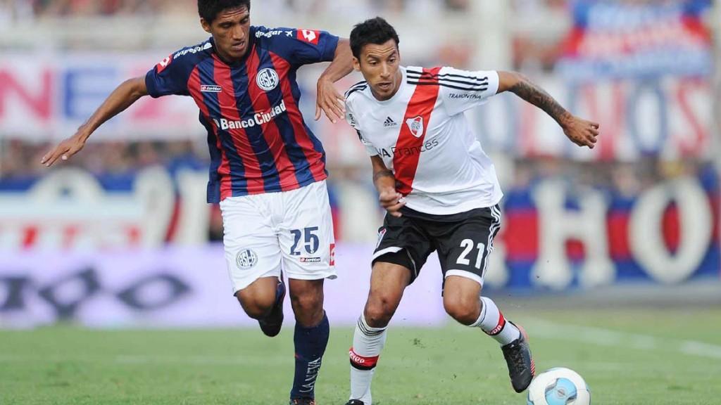 Leonel Vangioni y Pablo Alvarado
