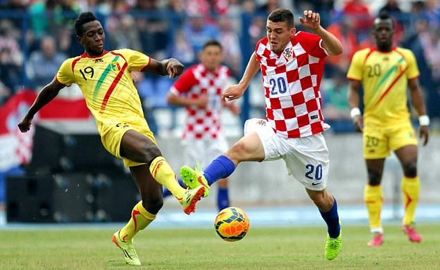 Camerun Croacia