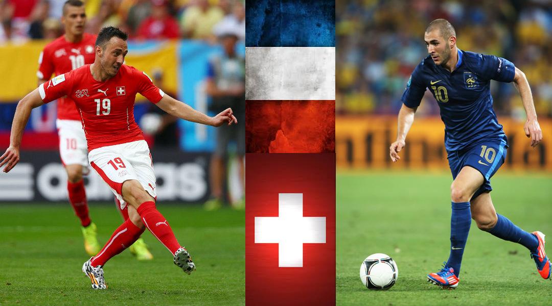 Francia-Suiza