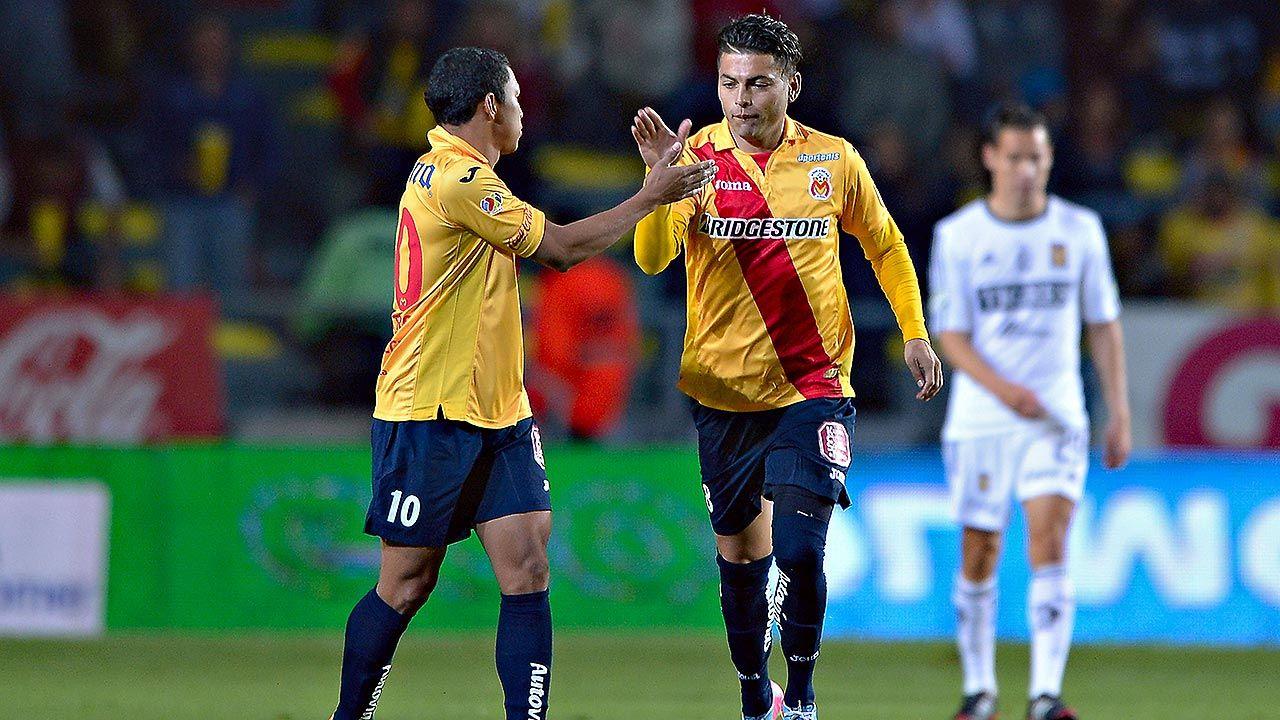 Carlos Adrián Morales enfrentará a su ex equipo en el Estadio Morelos
