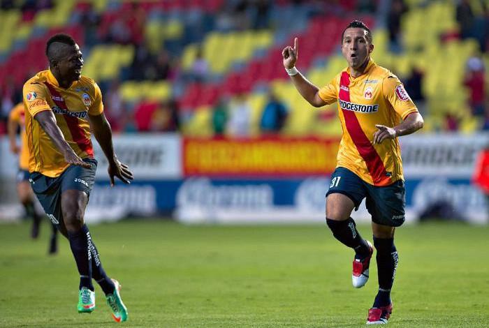 Óscar Fernández abrió el marcador para Monarcas en el de ida