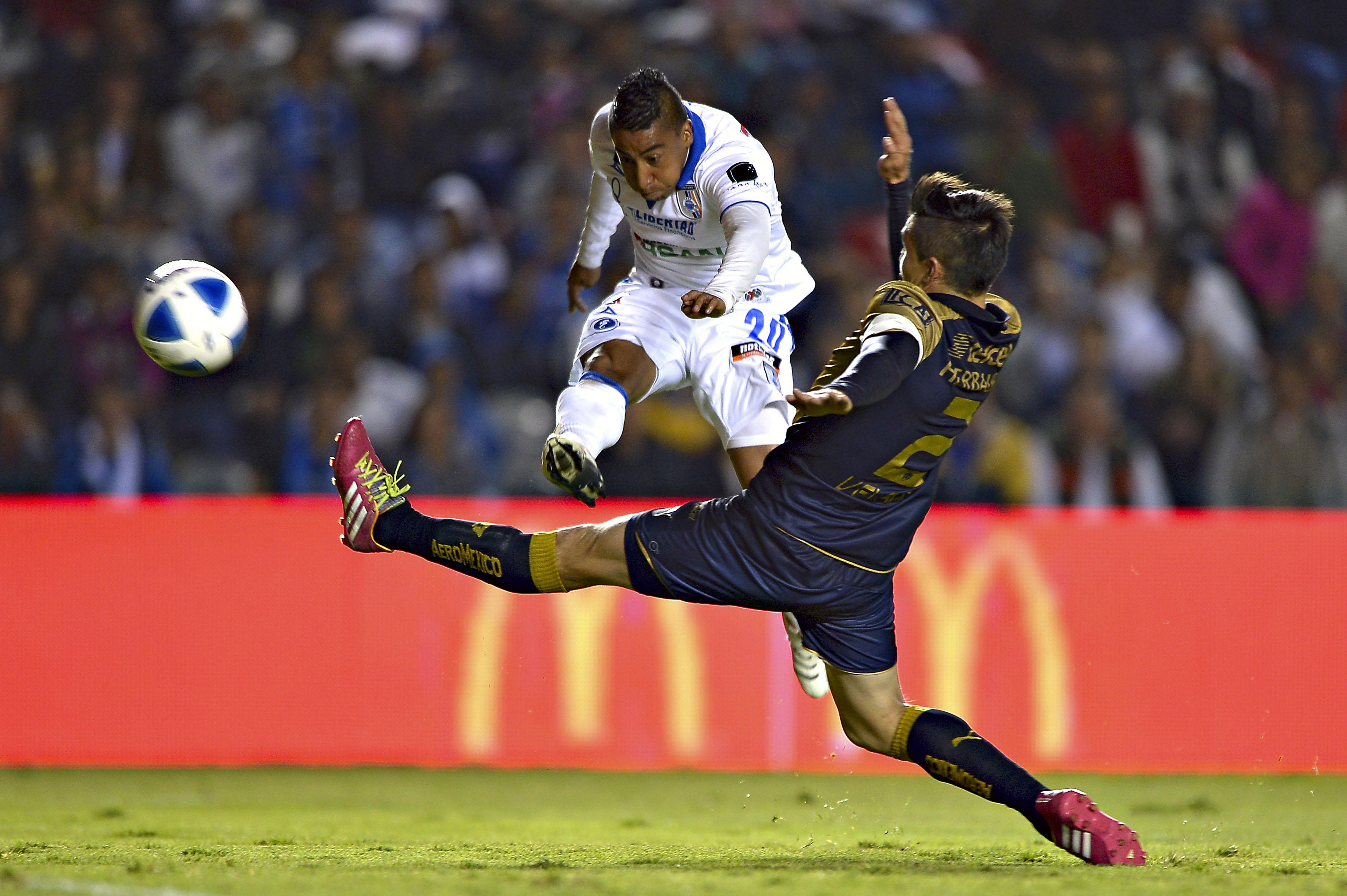 Querétaro recibe a la UNAM en el primer duelo de la Liga MX