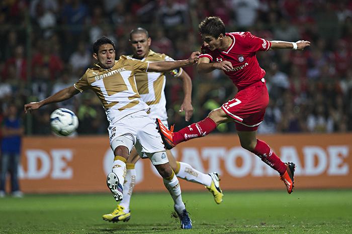 Toluca fue superado hace 3 semanas por Pumas en el Torneo Cuna del Fútbol Mexicano