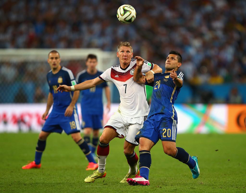 Con notables ausencias se enfrentan de nuevo alemanes y argentinos