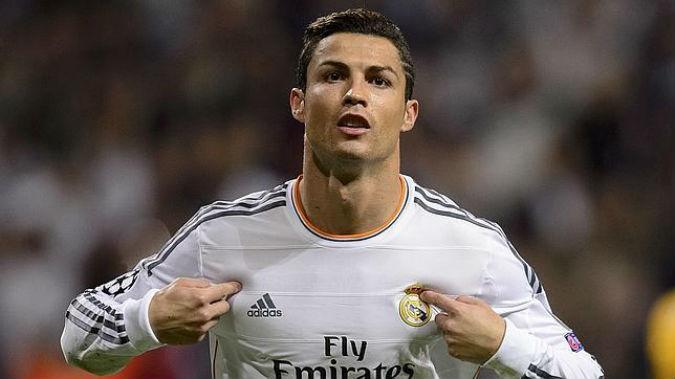Cristiano Ronaldo quiere más hat tricks.