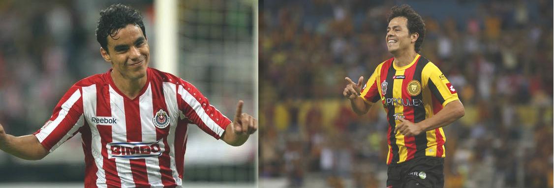 Omar Bravo y Edgar González necesitan puntuar.