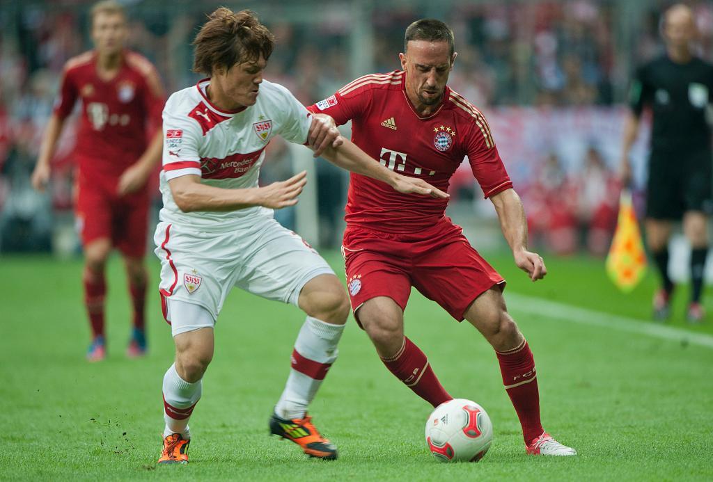 Se anuncia el esperado regreso de Franck Ribéry con el actual campeón de la Bundesliga