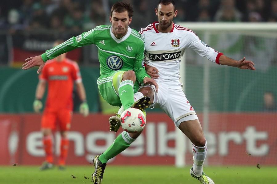 El Wolfsburg no ha ganado aún, pero busca terminar invicto del Leverkusen