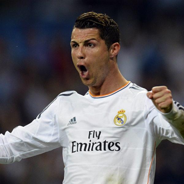 CR7 quiere seguir  goleando  en Liga Española BBVA.