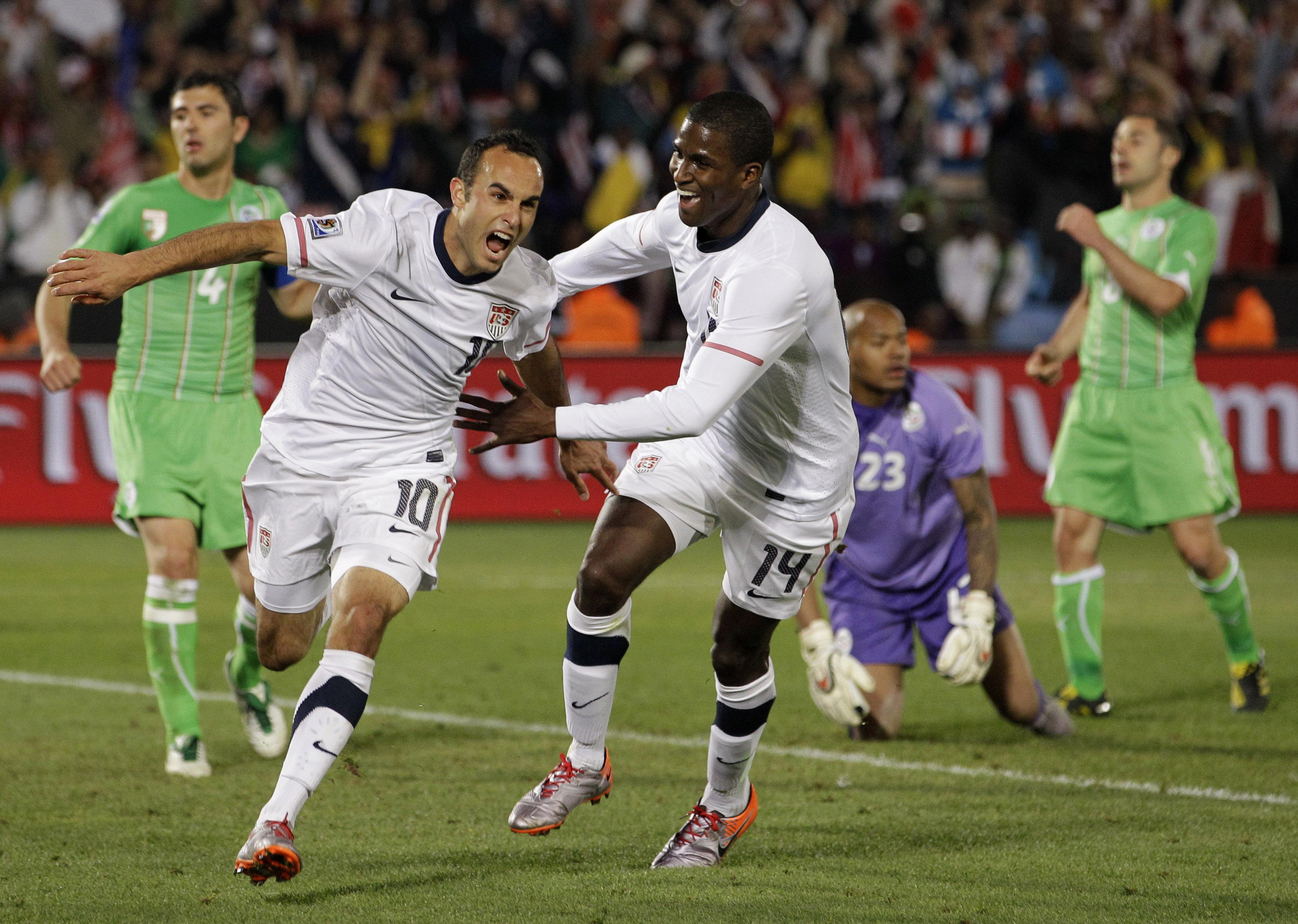 Landon Donovan regresa para despedirse con la Selección Estadunidense
