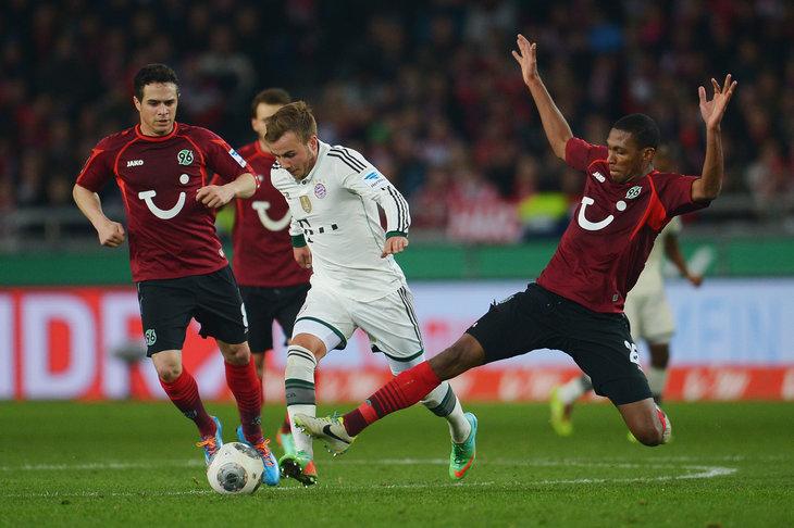 Mario Goetze es garantía de entrega para Die Bayern