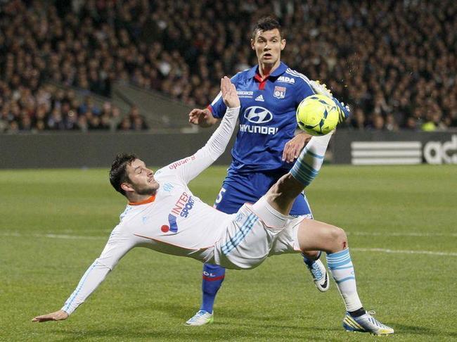 Pierre Gignac de las piezas clave al ataque del Olympique