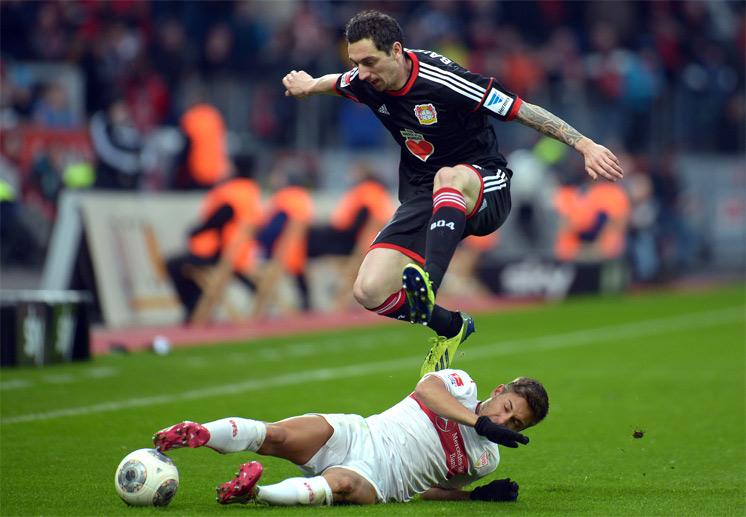 Bayer Leverkusen Vfb Stuttgart