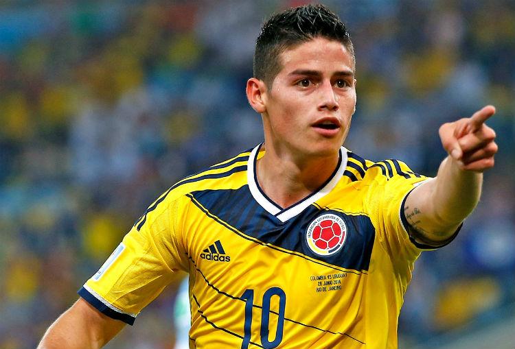 Las tendencias deportivas favorecen a Colombia.