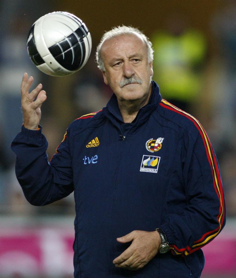 Del Bosque está renovando  a la Selección Española.