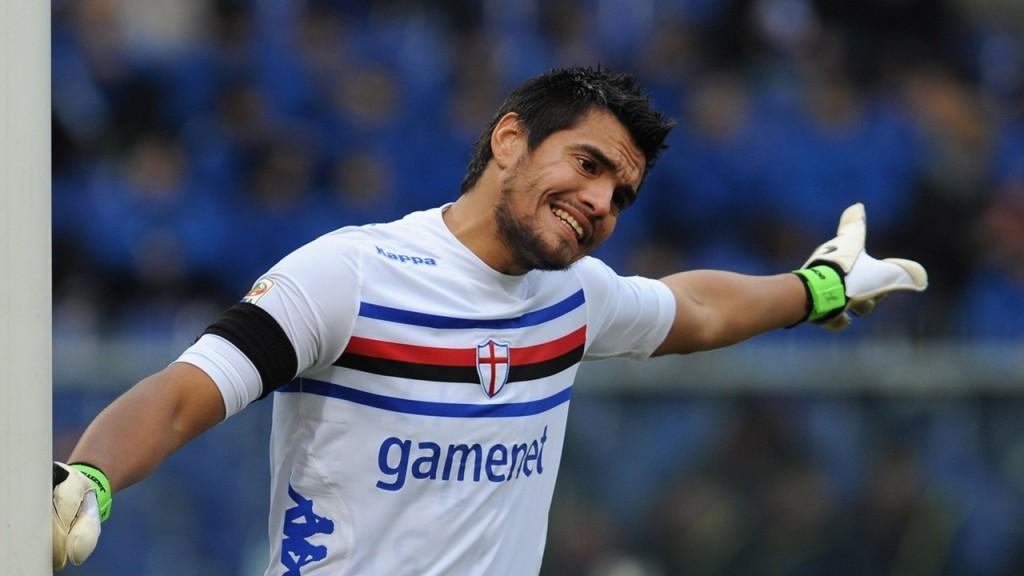 Sergio Romero (Sampdoria)