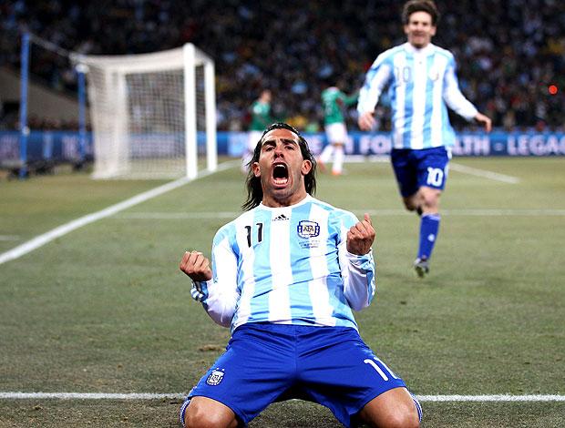 Carlos Tevez regresa a la alineación de la albiceleste