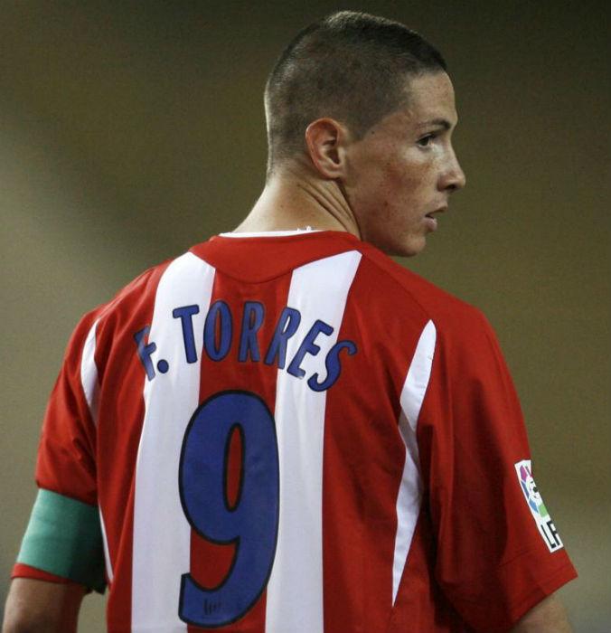 Torres vuelve al Atlético de Madrid como antaño.