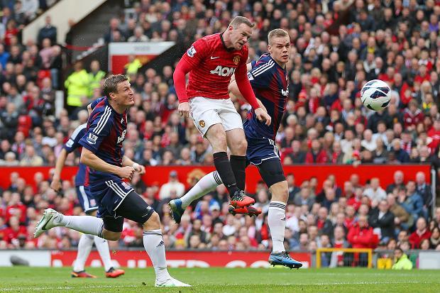 Wayne Rooney y compañía buscan vengar derrota en cancha del Stoke