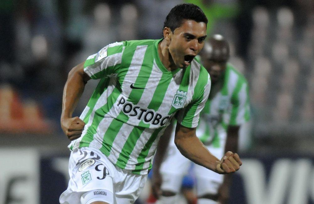 Daniel Bocanegra (Atlético Nacional)