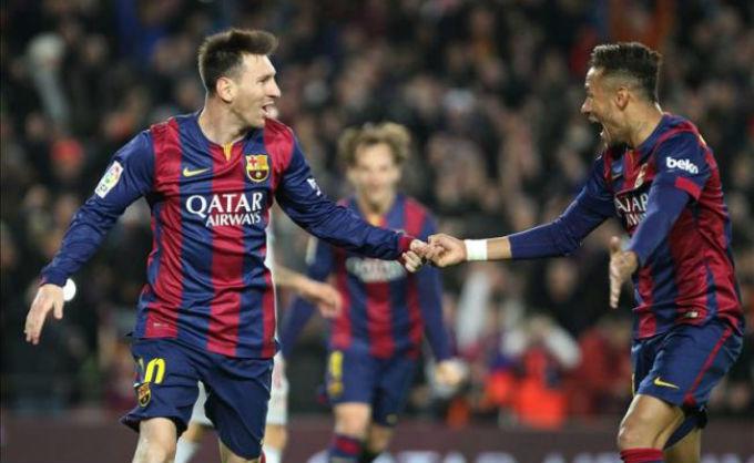 Messi y Neymar quieren festejar en Riazor.