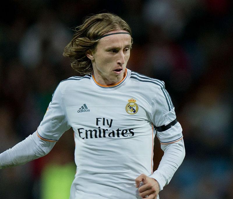 Luka Modric ya está recuperado de su lesión.