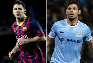 Messi y Agüero son desequilibrantes y pueden definir la serie