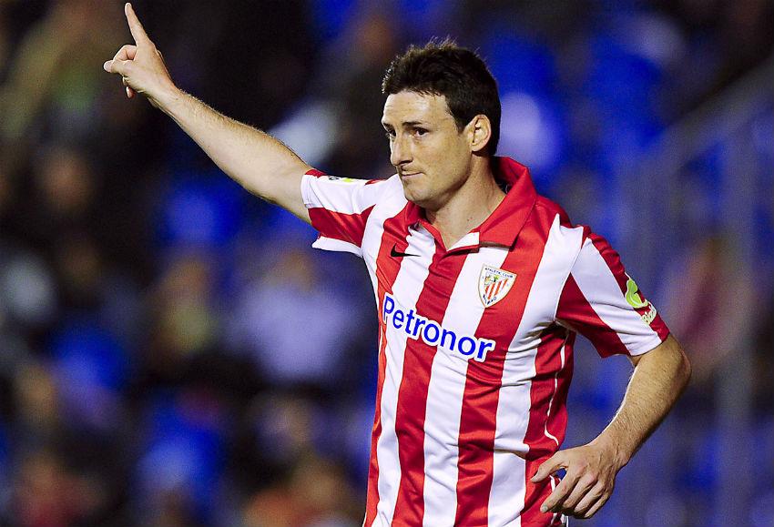 Aduriz quiere ganar al Barcelona.