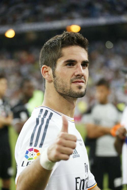 Isco ya es la piedra angular del Madrid.