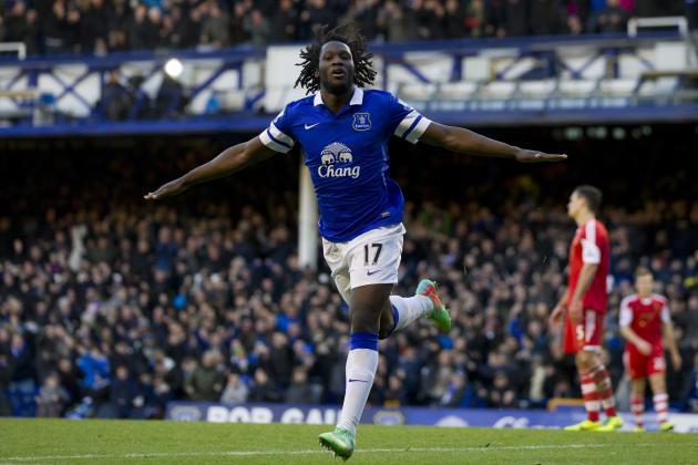 Romelu Lukaku (Everton)