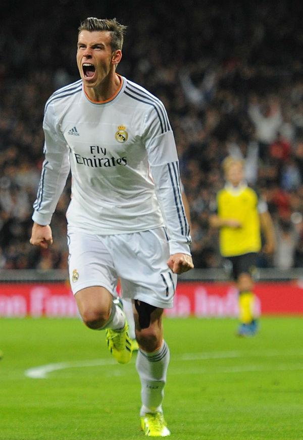 Gareth Bale ha recuperado el olfato goleador.