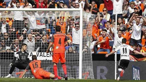 Atletico valencia