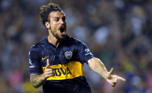 Daniel Osvaldo, el ítalo-argentino, quiere convertirse en ídolo xeneize.