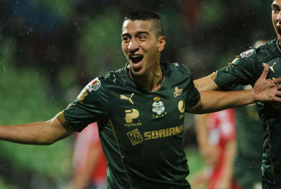 """""""El Pulpo"""" González quiere ganarle al América."""