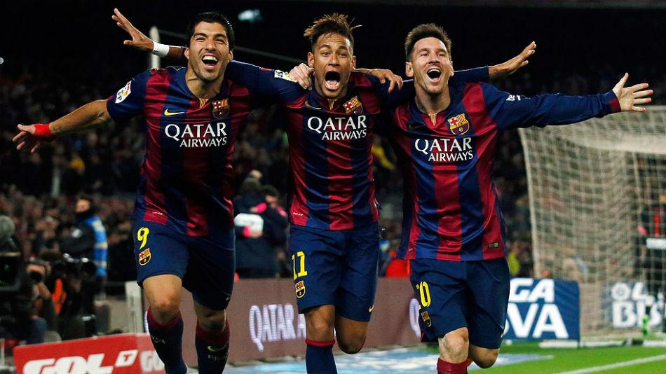 El triplete ofensivo buscará el triplete en Liga, Champions y Copa del Rey.