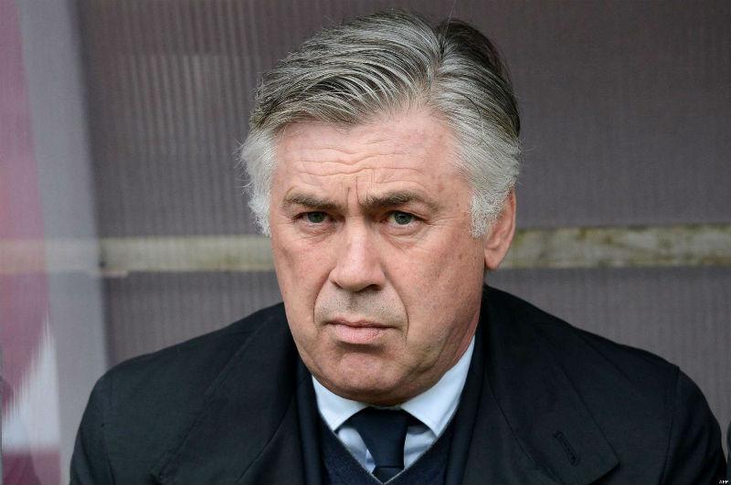 Ancelotti sabe que no pueden fallar.