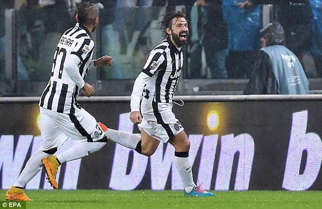 Andrea Pirlo (Juventus)