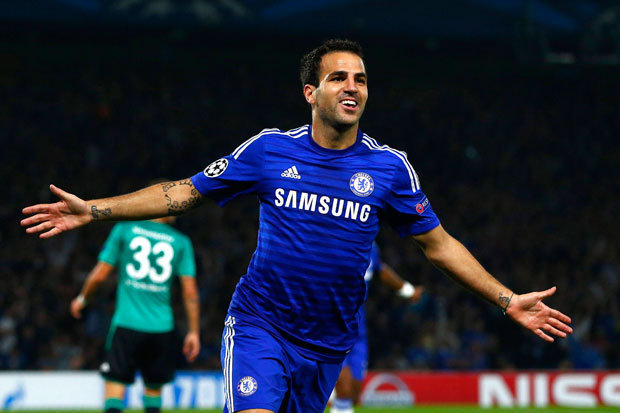 Césc Fábregas (Chelsea)