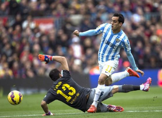 Málaga vs Sevilla