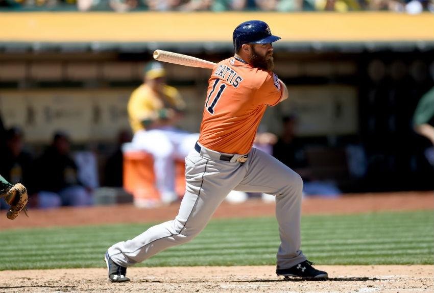Evan Gattis será fundamental para el triunfo de Astros.