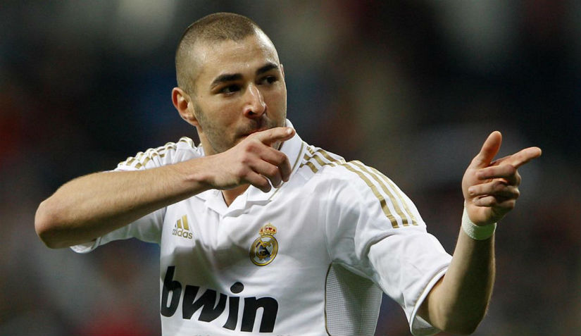 Benzema es duda contra el Getafe.