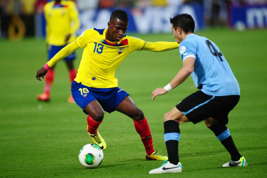 Enner Valencia quiere ganar a la Roja.