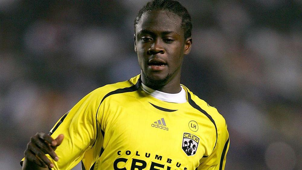 Kei Kamara el goleador de Columbus Crew.