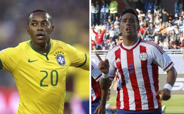 Brasil y Paraguay buscan el último lugar en Semifinales de la Copa América.