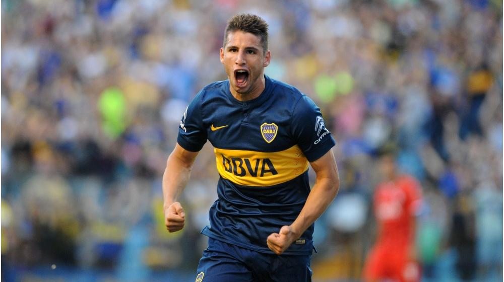 Jonathan Calleri (Boca Juniors)
